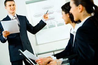 Treinamento para líderes