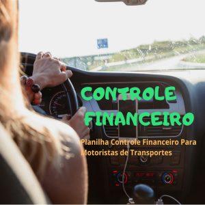 planilha financeira| motoristas de aplicativos