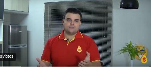 André Almeida - lucrando com salgados