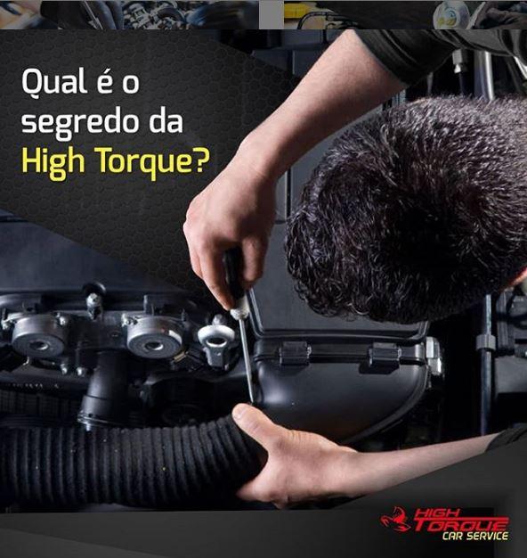 High torque a maior rede de oficina mecânica do Brasil