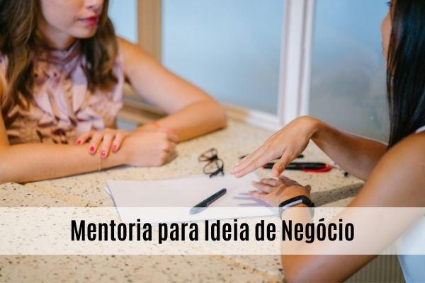 Mentoria para Ideia de Negócio